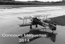 CONCOURS MAQUETTES 2014
