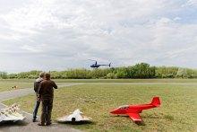 Visite Hélicoptère grandeur RAVEN R44
