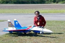 Sukhoi Su-27 Flanker de Philippe PAULIN