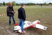 YAK-54 de Jacques GIRODET
