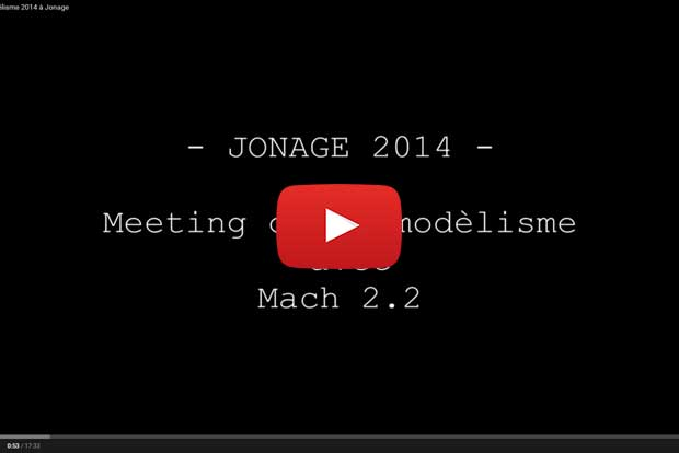 Journée Jet Jonage 2014 avec Mach2.2