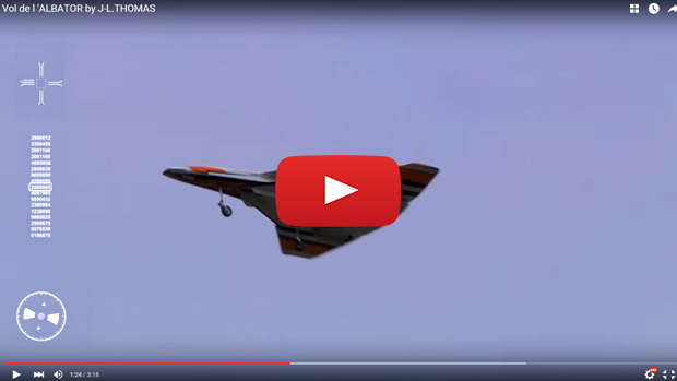 vol de l'Albator
