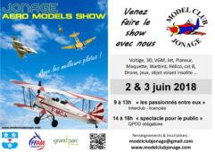 Jonage Aero Models Show